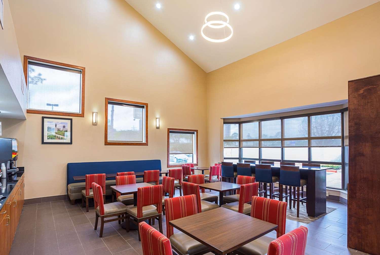 Restaurant - Comfort Inn Baton Rouge