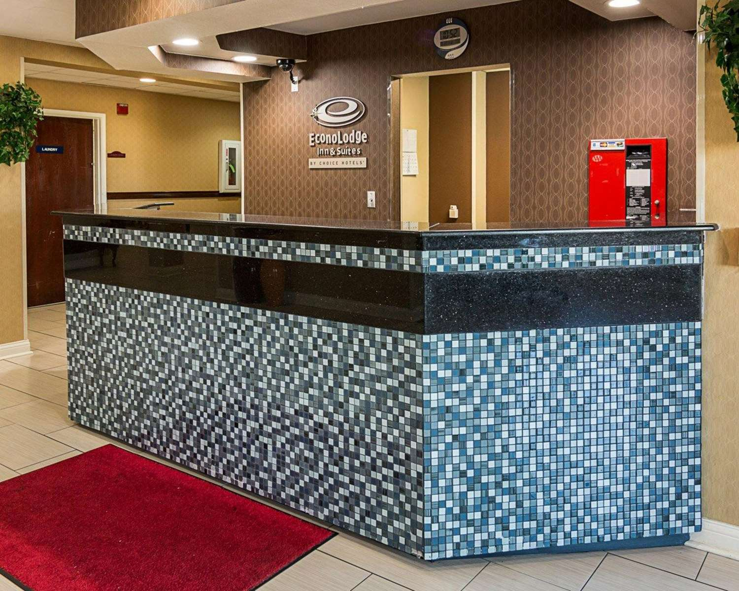 Lobby - Econo Lodge Natchitoches