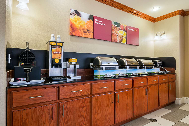 Restaurant - Comfort Suites Lake Charles