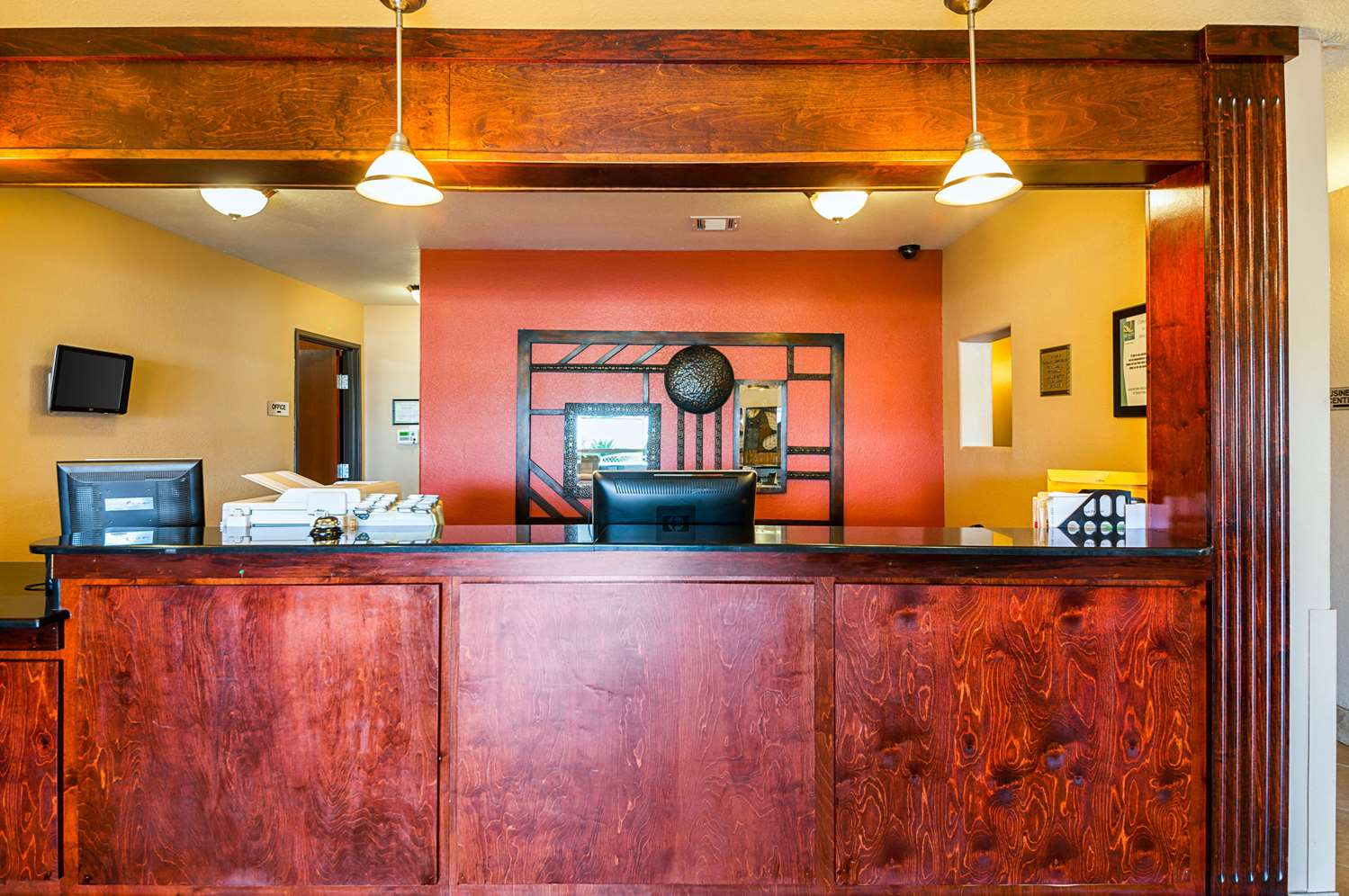 Lobby - Quality Inn & Suites Franklin
