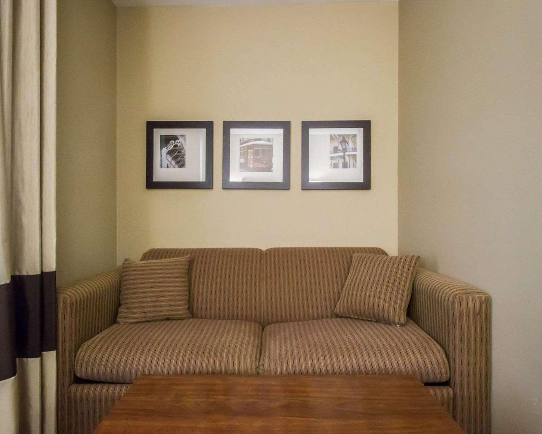 Suite - Comfort Inn & Suites Morgan City
