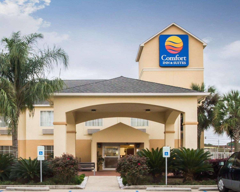 Exterior view - Comfort Inn & Suites Morgan City