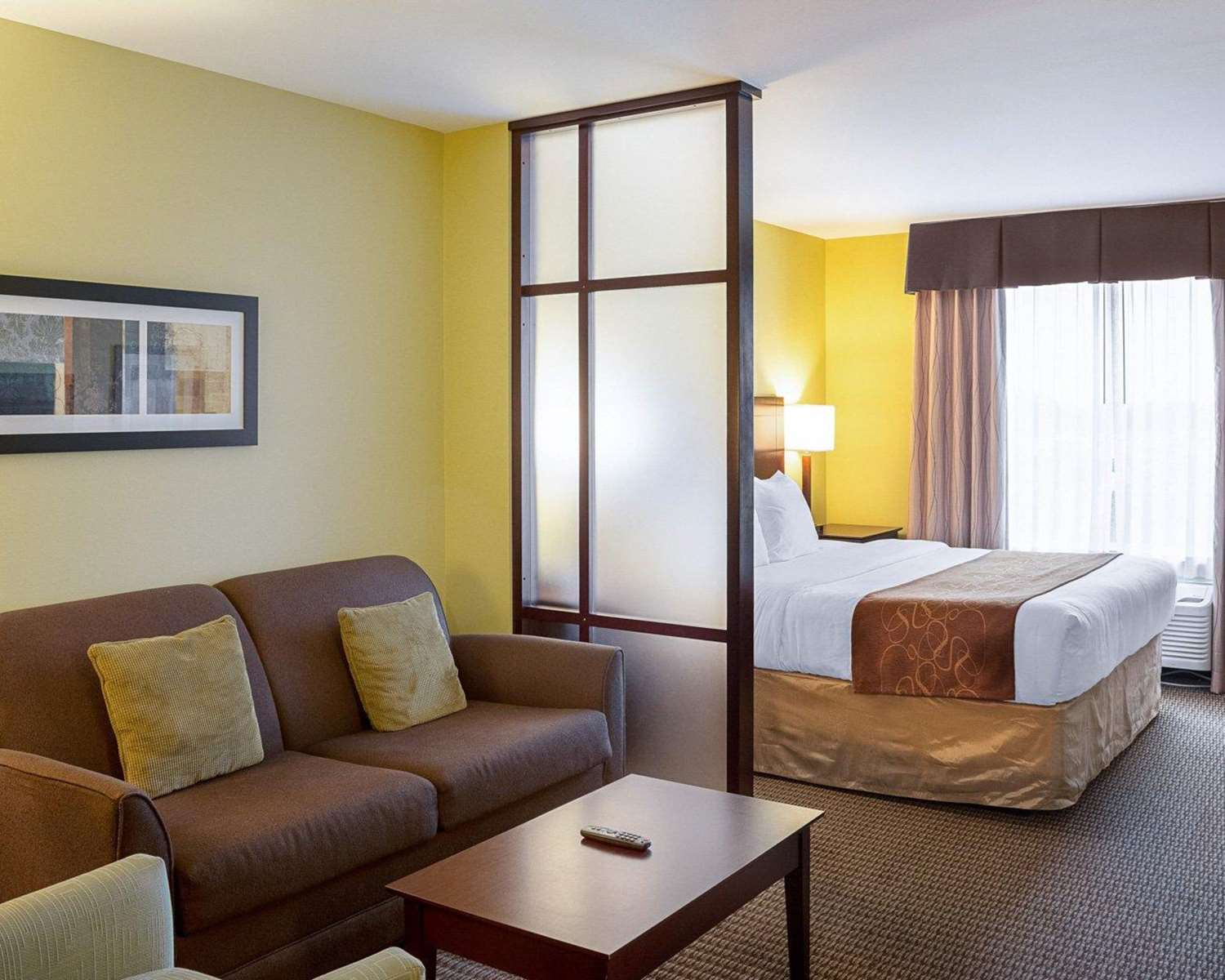 Suite - Comfort Suites Harvey