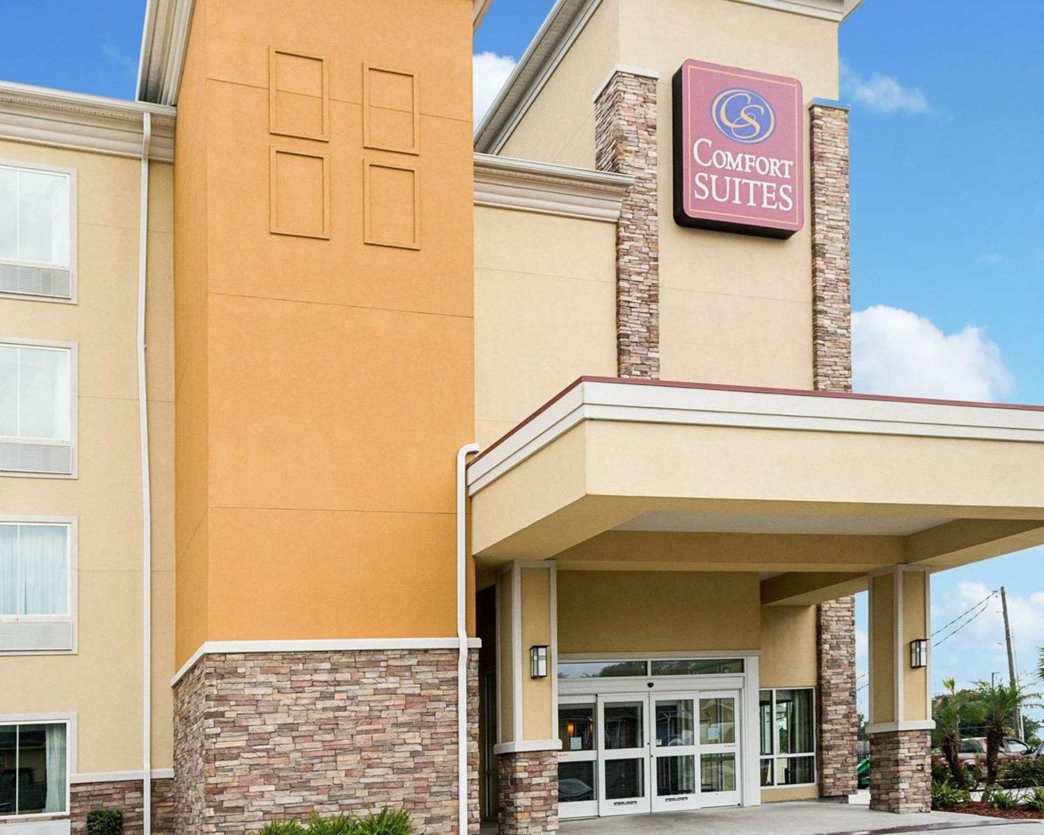Exterior view - Comfort Suites Harvey