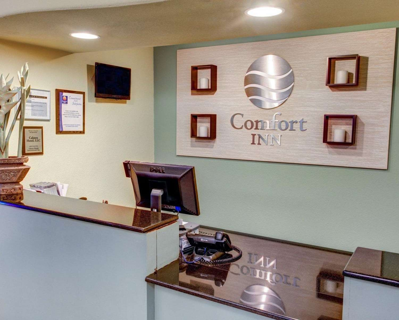 Lobby - Comfort Inn Lake Charles