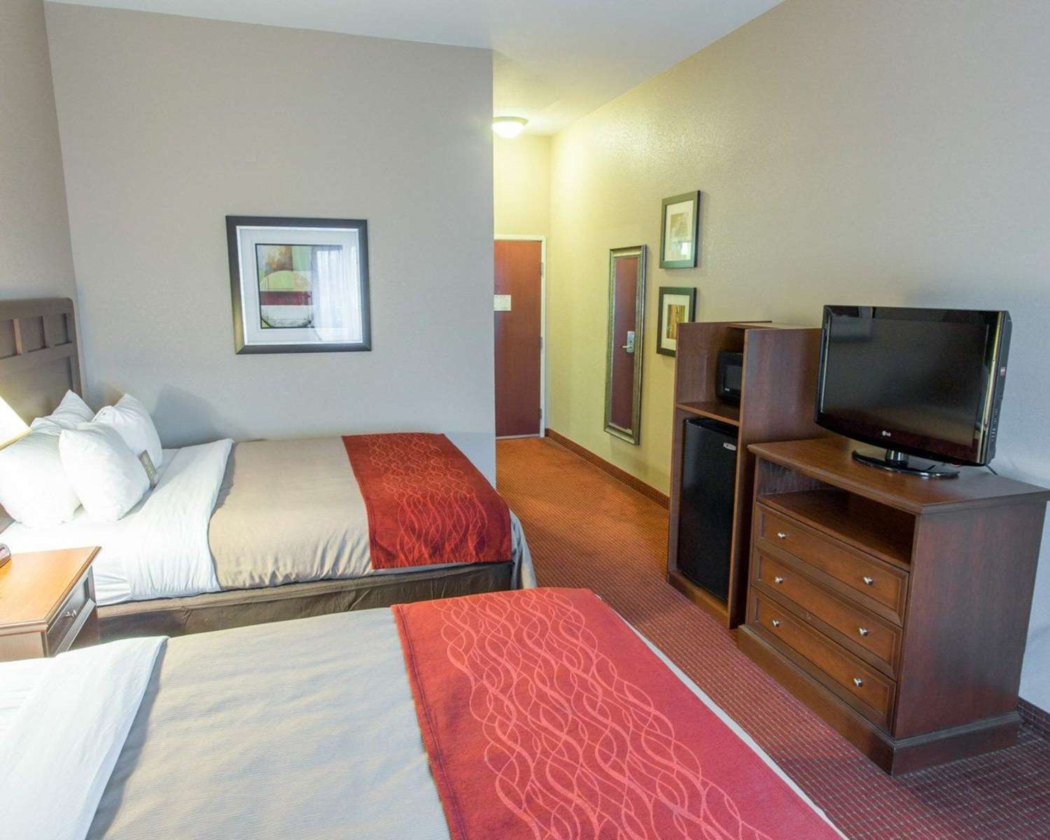 Comfort Inn New Orleans Airport St Rose La See Discounts