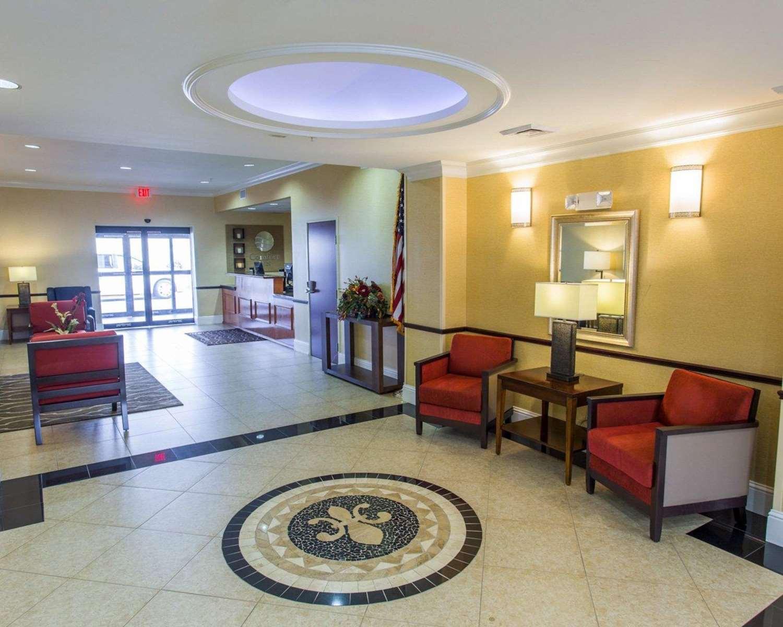Lobby - Comfort Inn New Orleans Airport St Rose