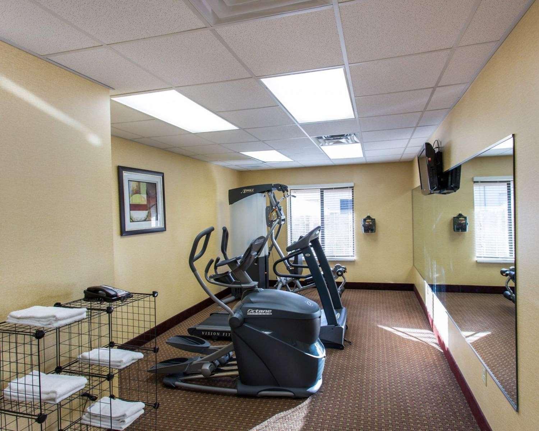 Fitness/ Exercise Room - Comfort Inn New Orleans Airport St Rose
