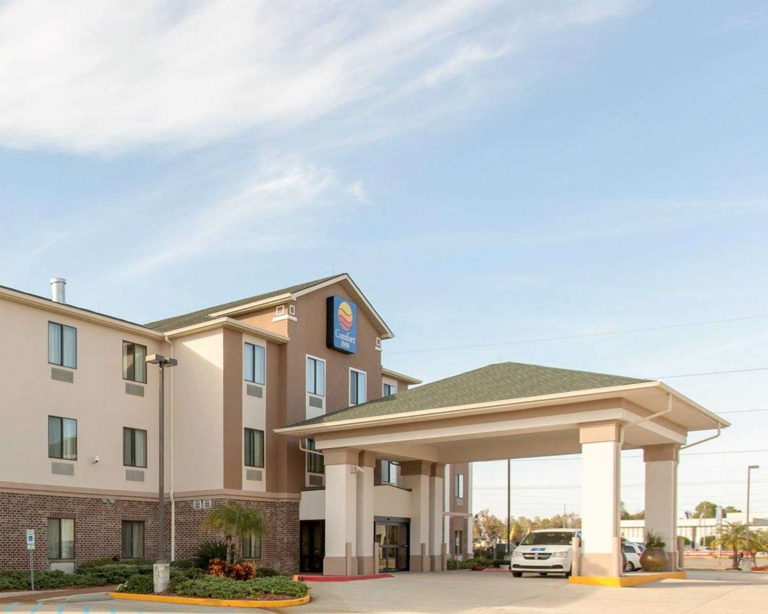 Exterior view - Comfort Inn New Orleans Airport St Rose