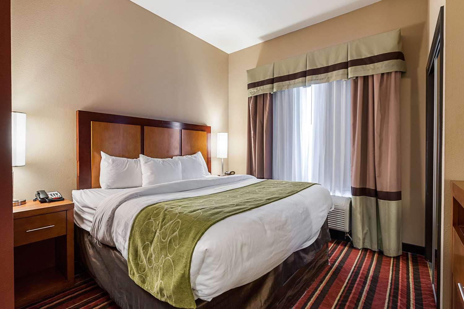 Suite - Comfort Suites Sulphur