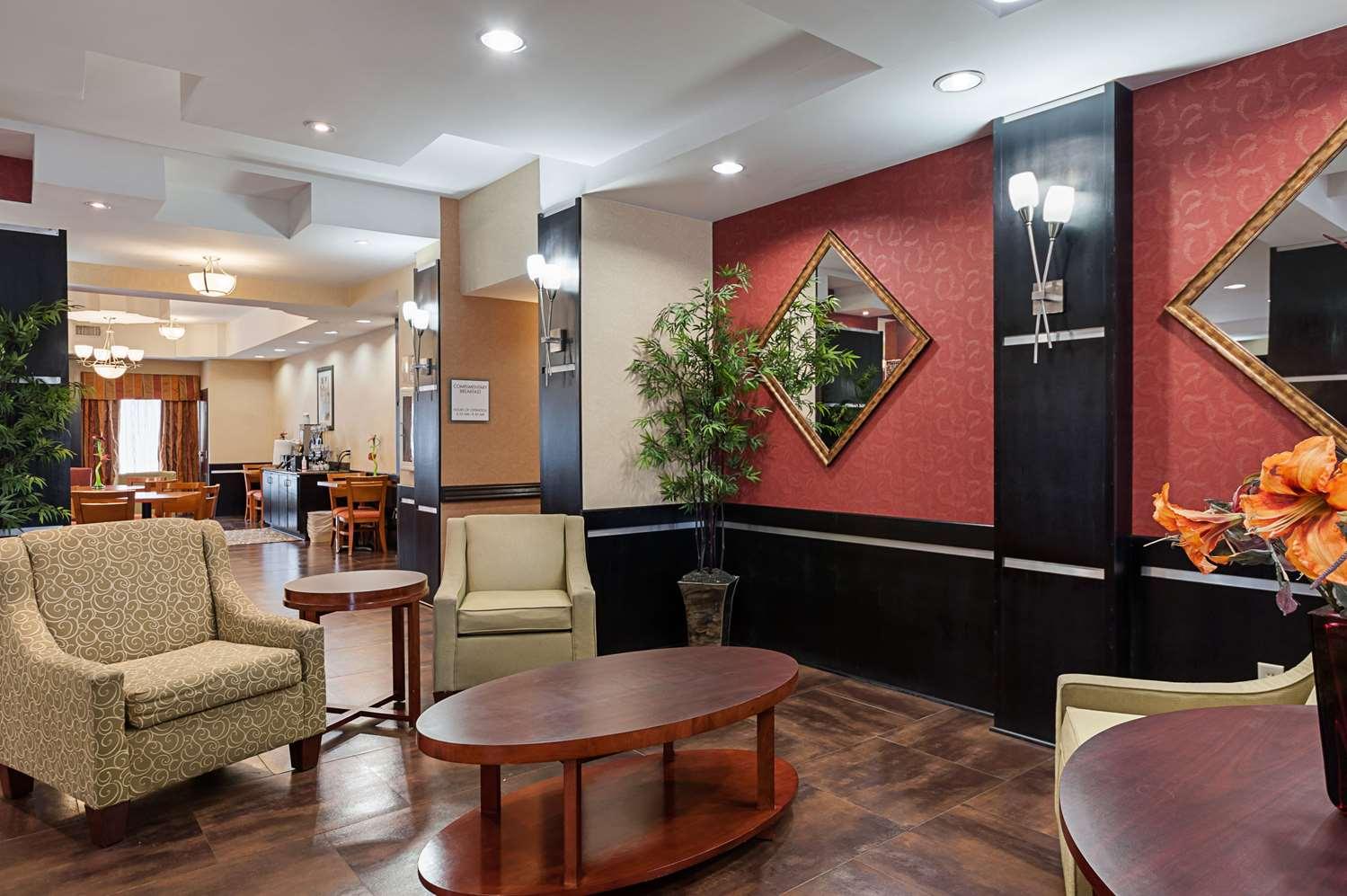 Lobby - Comfort Suites Sulphur