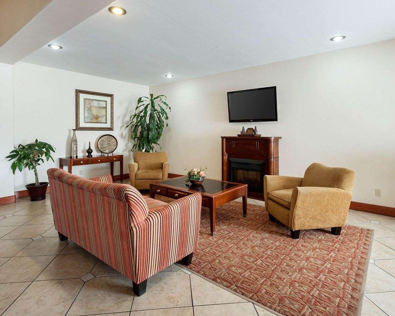 Lobby - Comfort Inn Broussard