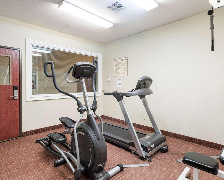 Fitness/ Exercise Room - Comfort Inn Broussard