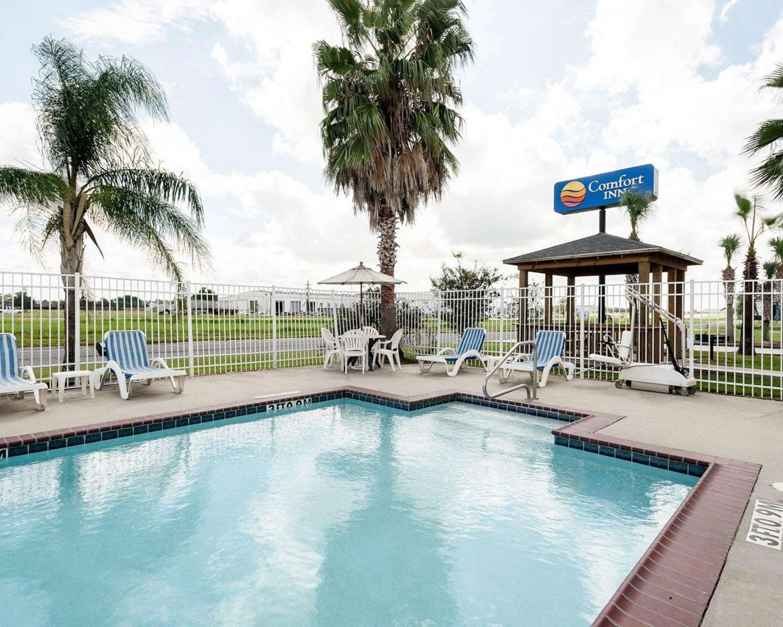 Pool - Comfort Inn Broussard