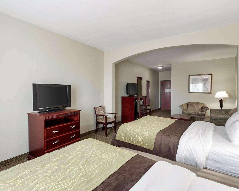 Room - Comfort Inn Broussard