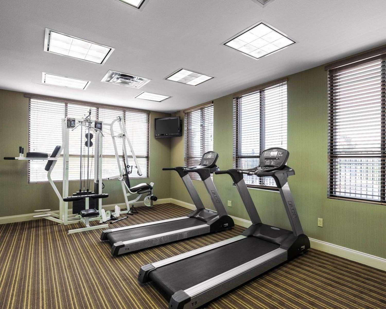 Fitness/ Exercise Room - Comfort Inn Donaldsonville