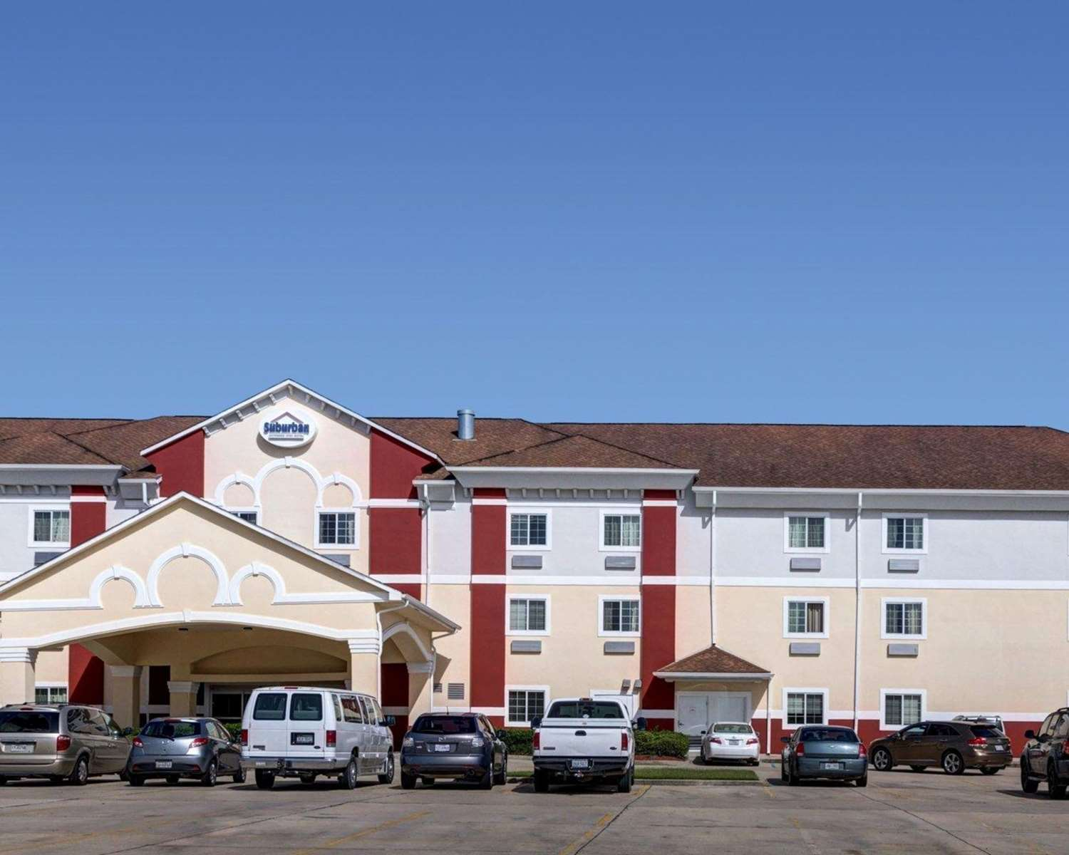 Exterior view - Suburban Extended Stay Hotel LaPlace