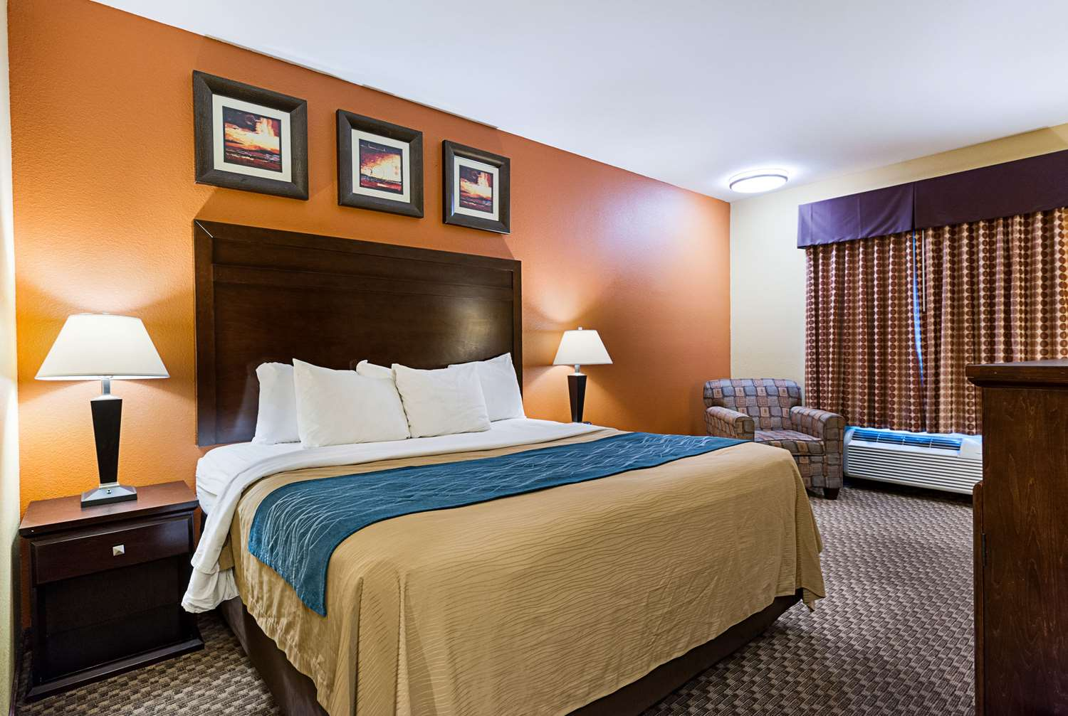Room - Comfort Inn Opelousas