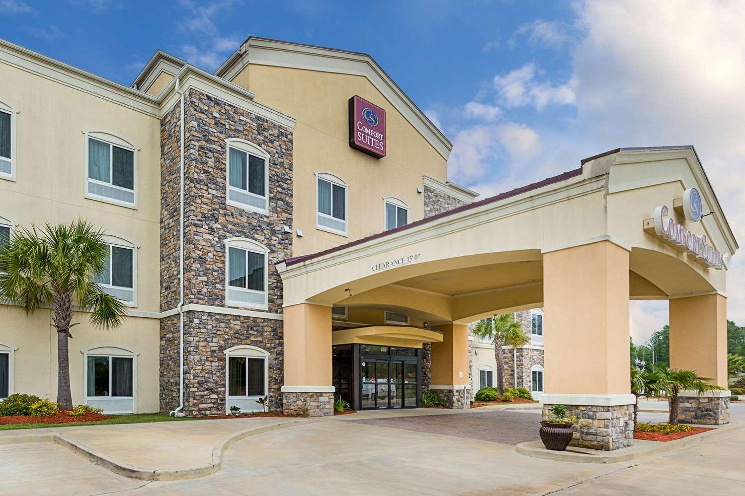 Exterior view - Comfort Suites Leesville