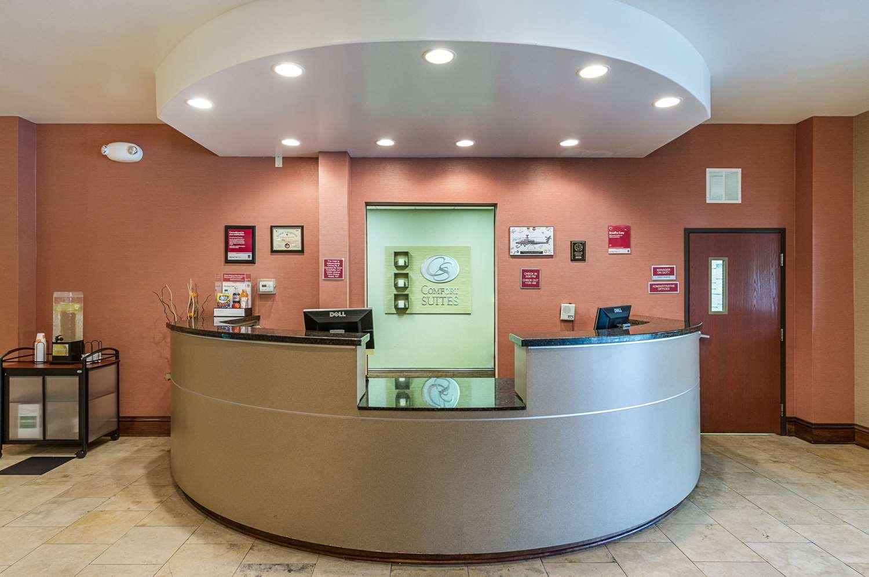 Lobby - Comfort Suites Leesville