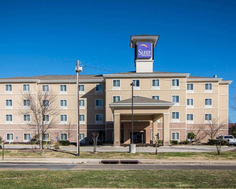 Exterior view - Sleep Inn & Suites Medical Center Shreveport