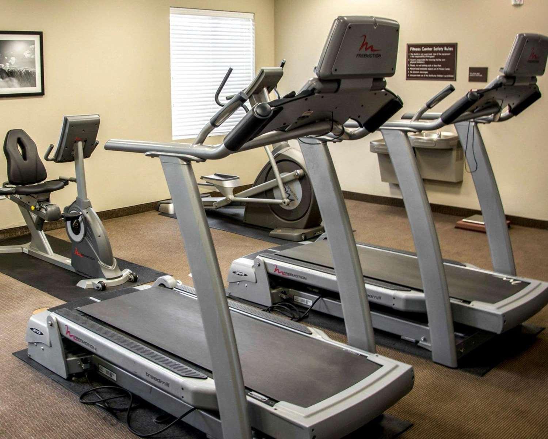 Fitness/ Exercise Room - Sleep Inn & Suites Medical Center Shreveport
