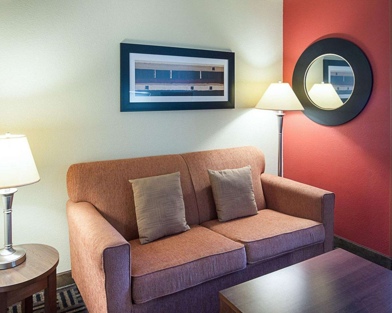 Suite - Comfort Suites Natchitoches