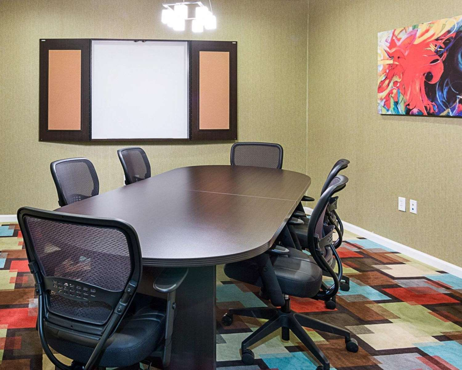 Meeting Facilities - Comfort Suites Natchitoches