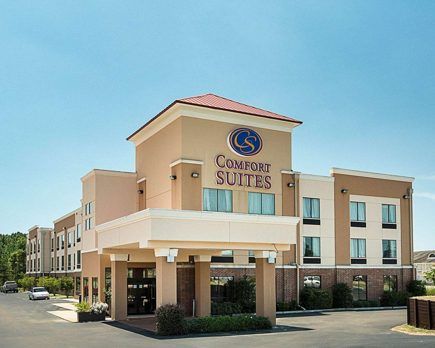 Exterior view - Comfort Suites Natchitoches