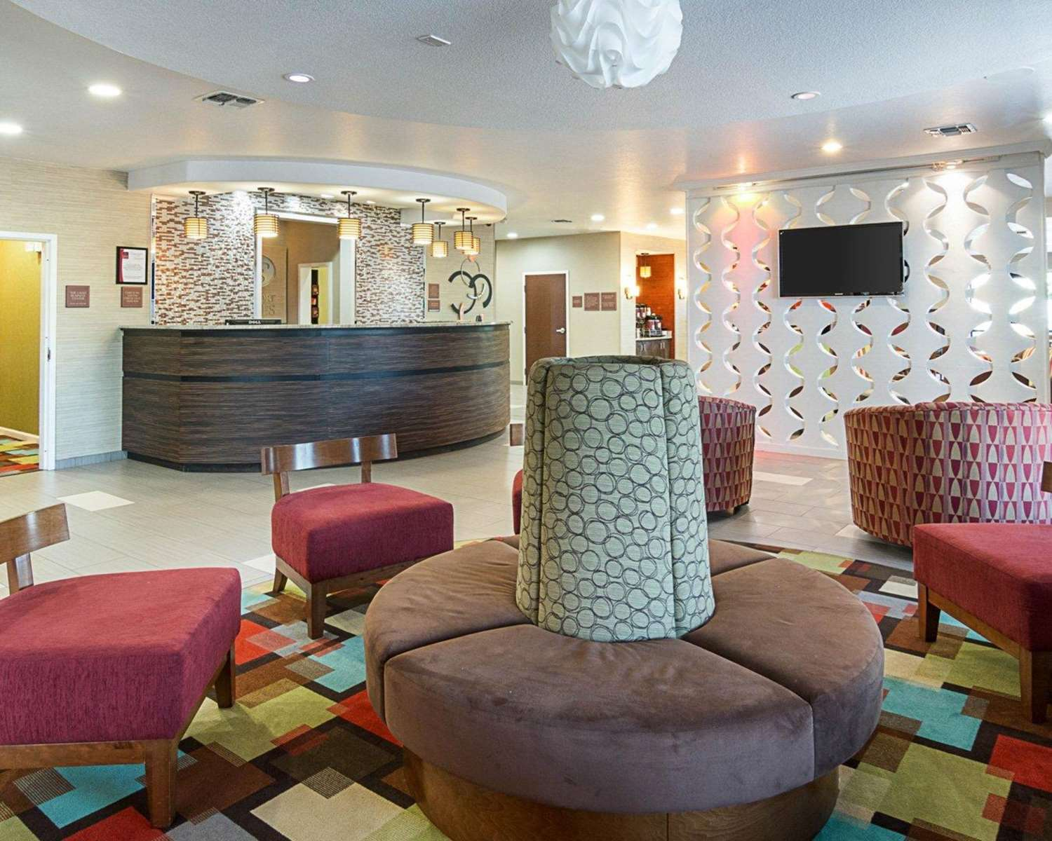 Lobby - Comfort Suites Natchitoches