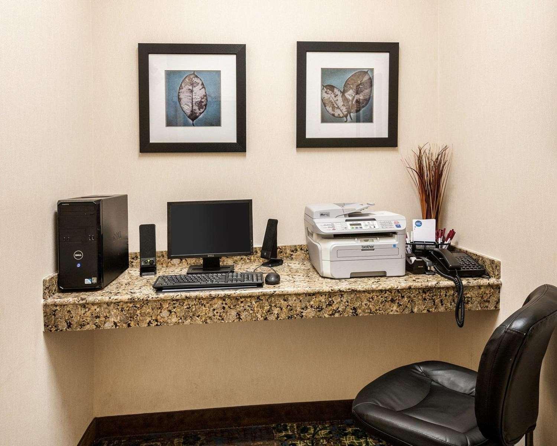 Conference Area - Comfort Suites Lafayette