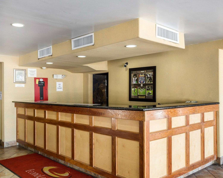 Lobby - Econo Lodge Kenner