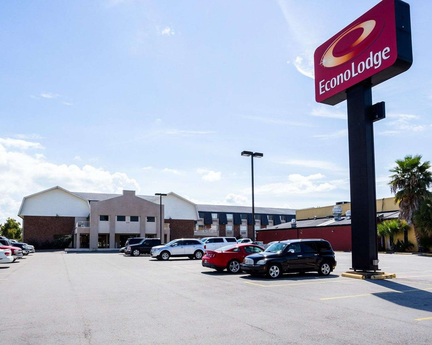 Exterior view - Econo Lodge Kenner