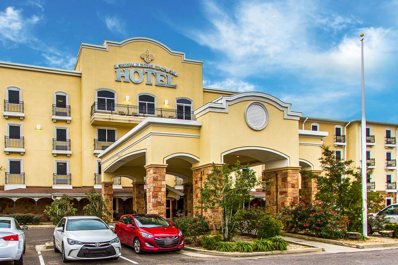 Exterior view - Evangeline Downs Hotel Opelousas