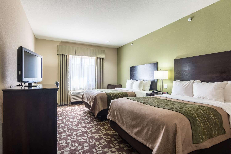 Room - Comfort Inn & Suites Mansfield