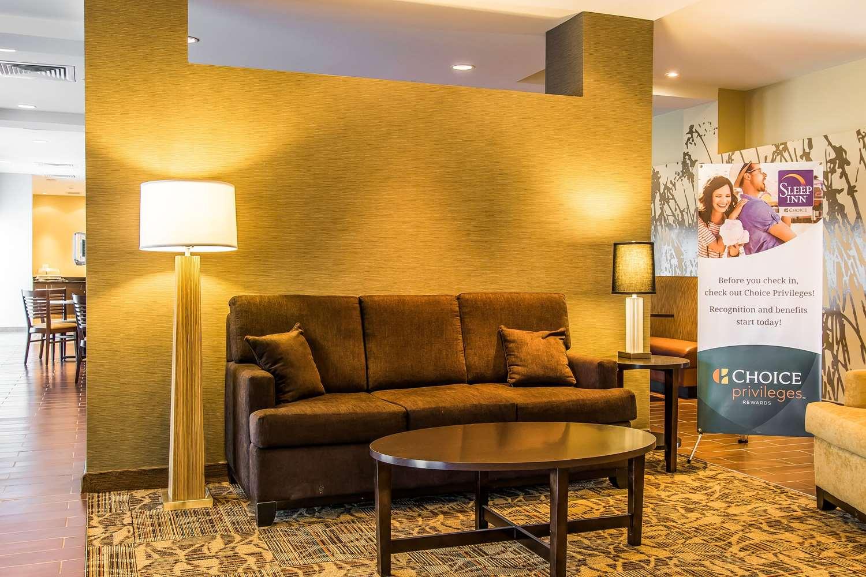 Lobby - Sleep Inn Jonesboro