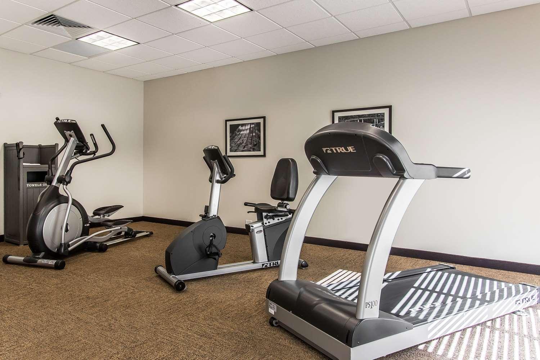 Fitness/ Exercise Room - Sleep Inn Jonesboro