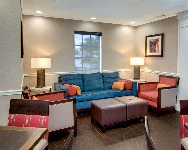 Lobby - Comfort Inn West Monroe