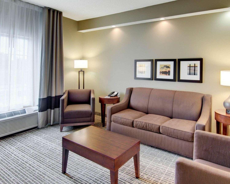 Suite - Comfort Inn West Monroe