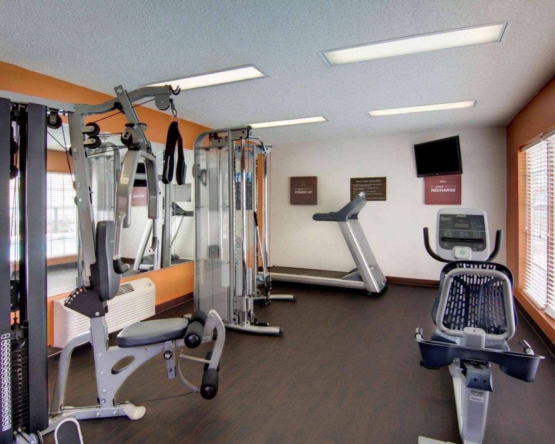 Fitness/ Exercise Room - Comfort Inn West Monroe