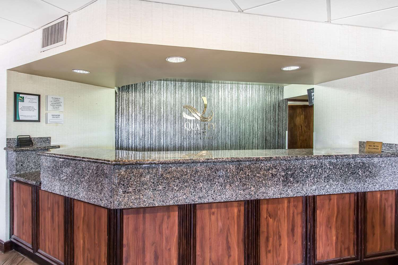 Lobby - Quality Inn Monroe