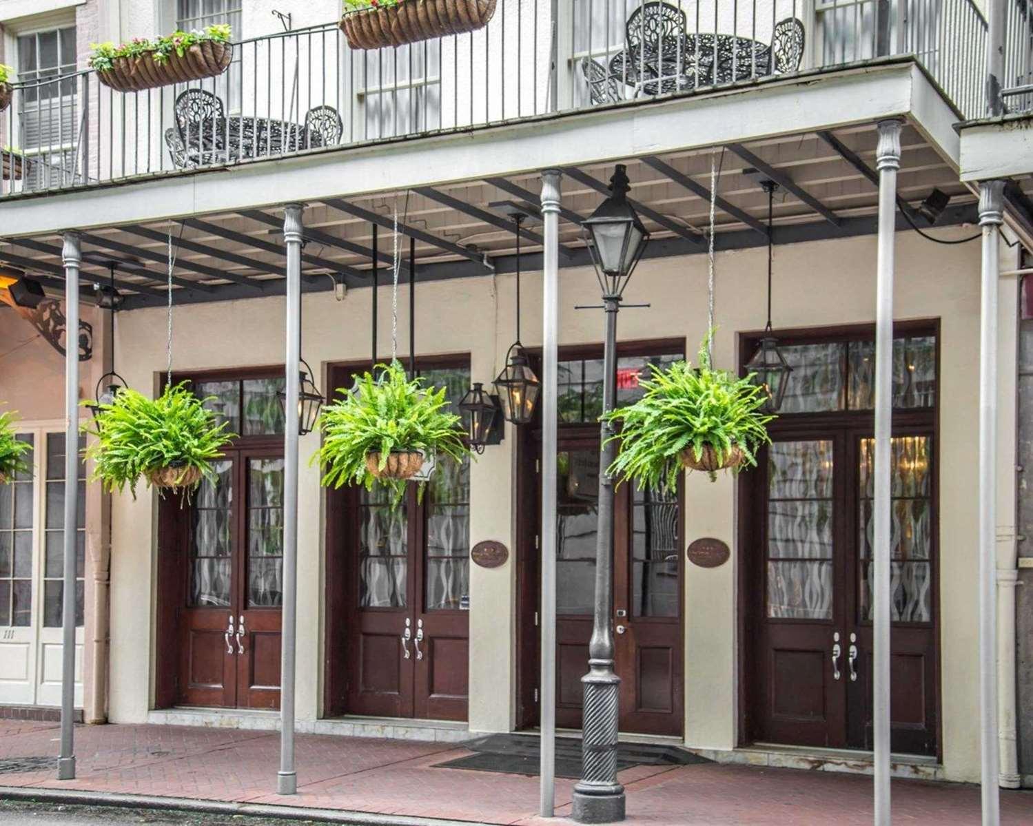Exterior view - Bluegreen Club La Pension Villas New Orleans