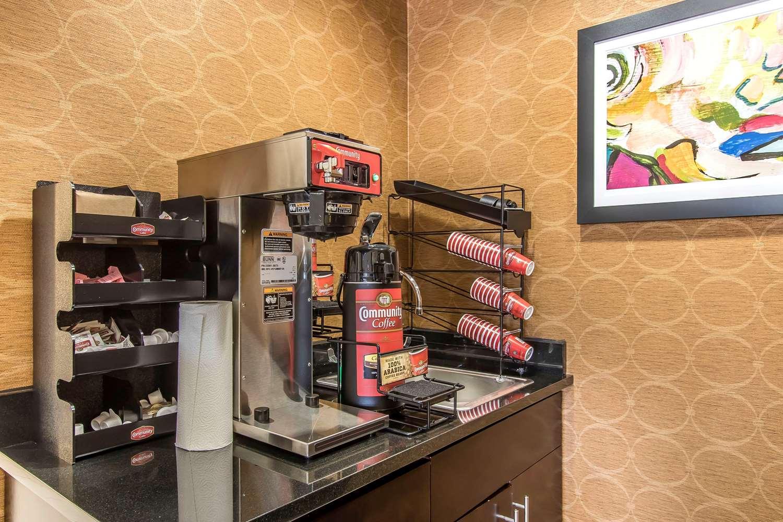 Restaurant - Suburban Extended Stay Hotel Donaldsonville