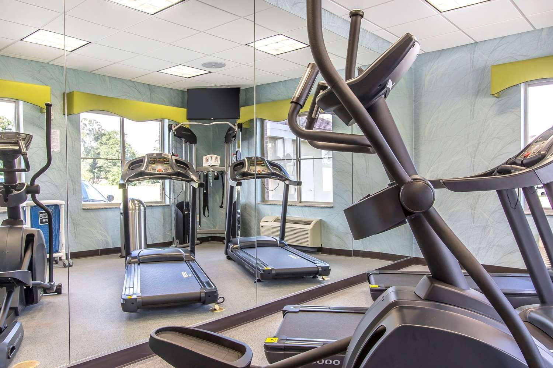 Fitness/ Exercise Room - Suburban Extended Stay Hotel Donaldsonville