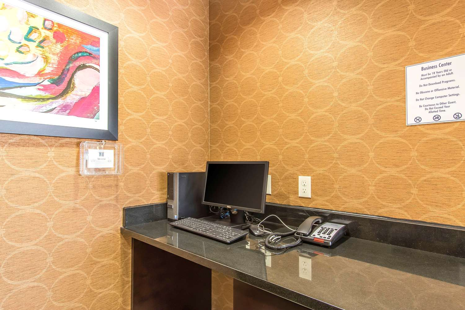 Conference Area - Suburban Extended Stay Hotel Donaldsonville