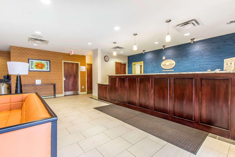 Lobby - Suburban Extended Stay Hotel Donaldsonville
