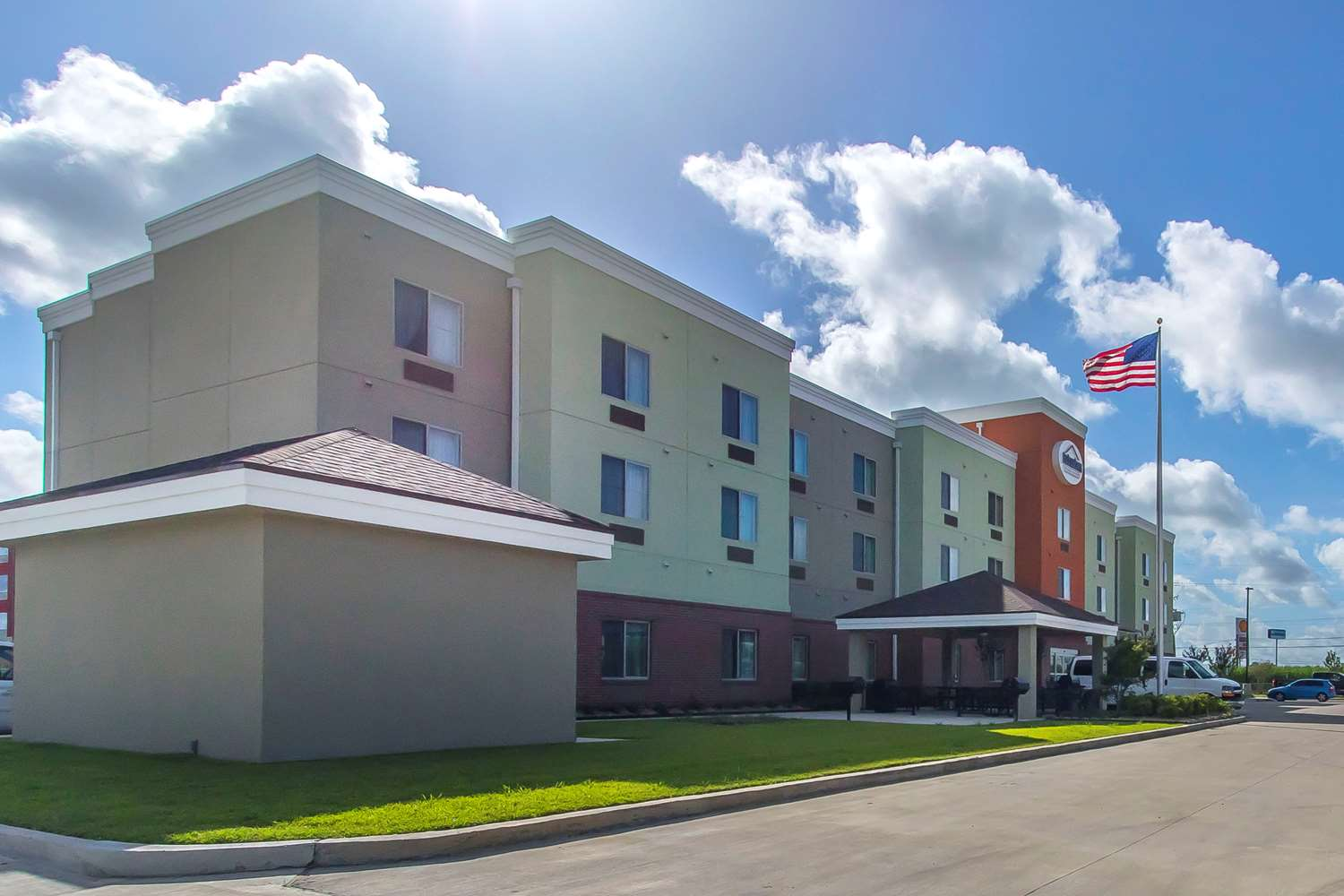 Exterior view - Suburban Extended Stay Hotel Donaldsonville