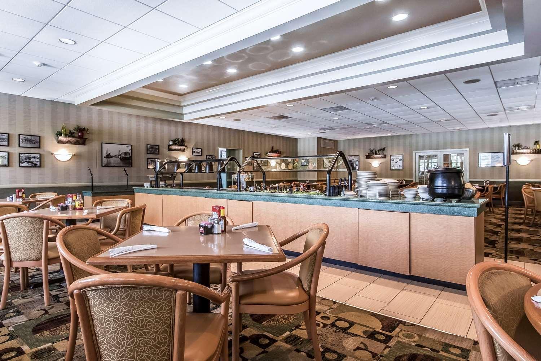 Restaurant - Clarion Inn Morgan City