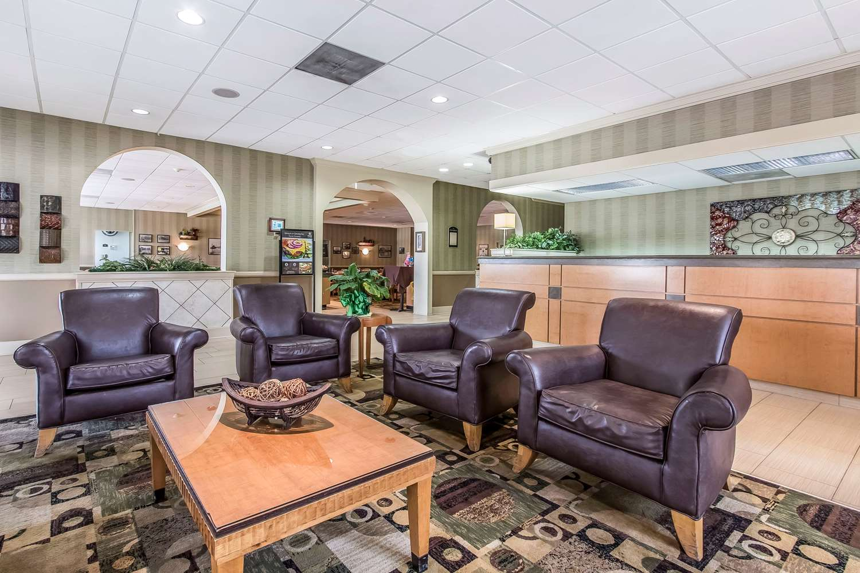 Lobby - Clarion Inn Morgan City