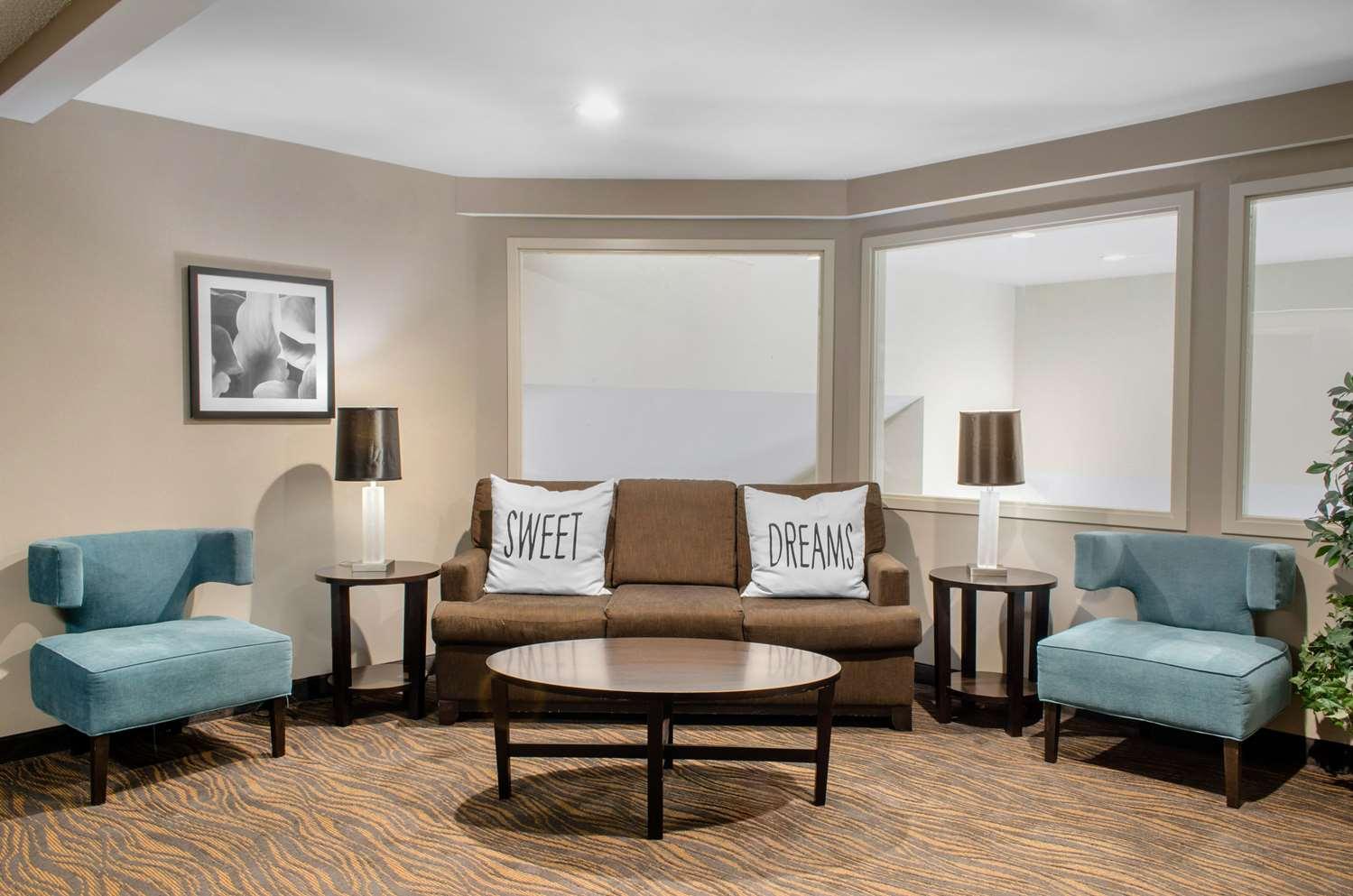 Lobby - Sleep Inn South Baton Rouge